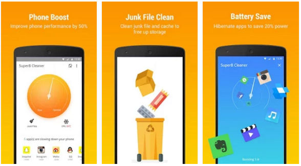 Top 5 Best Android Cleaner app