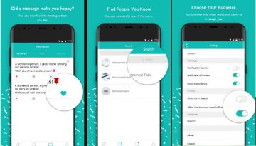 Sarahah review