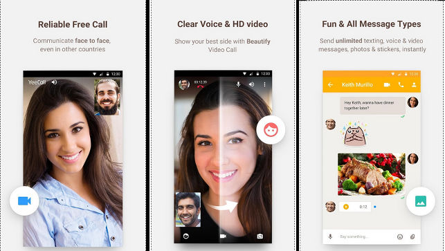 YeeCall - best video calling apps