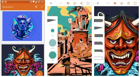 Top 6 Best Android Drawing Apps