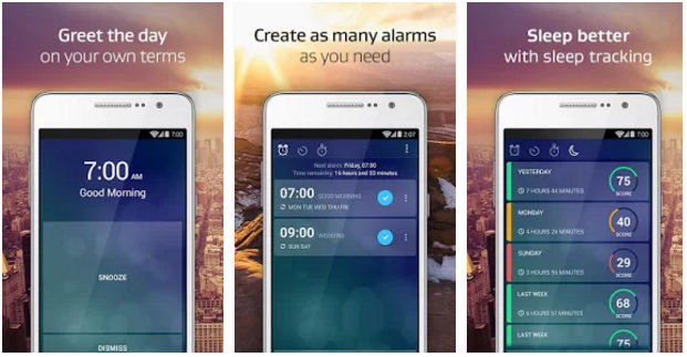 ACE - Best Android alarm app