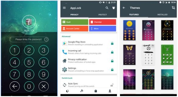 AppLock - best Android security apps