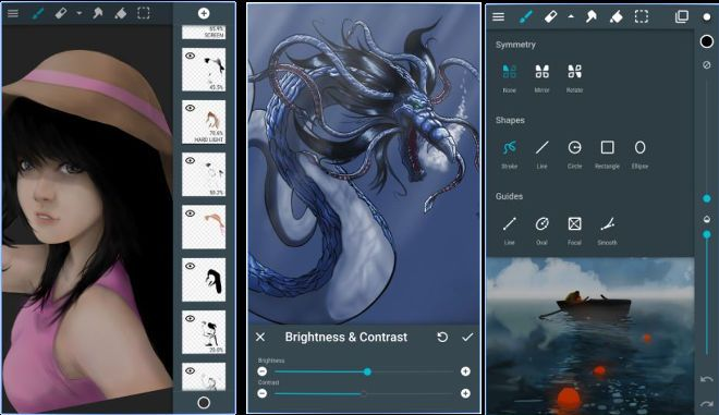 ArtFlow - best Android drawing apps