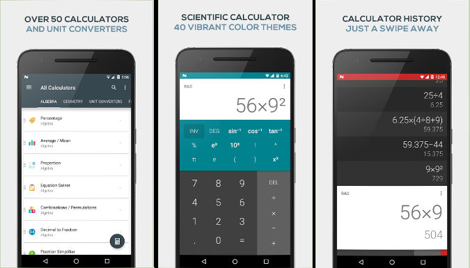 All In One Calculator app