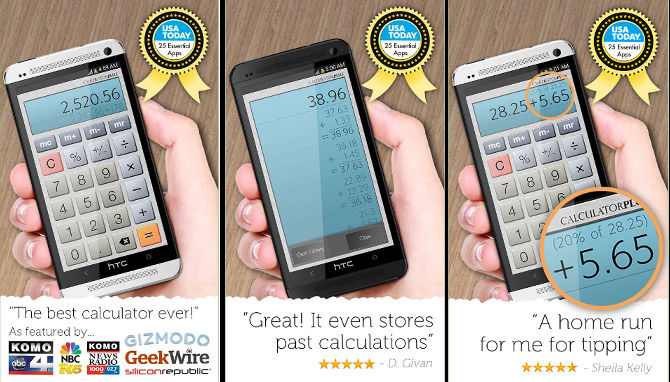 7 Best Calculator Apps For Android And Iphone 2021