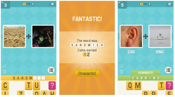 PicToWord - best word games for android and IOS