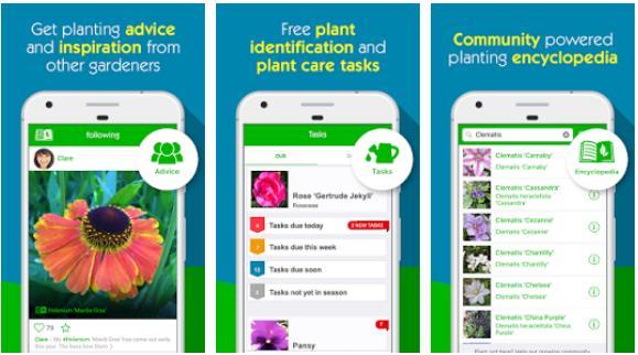 Garden Tags - best plant identification apps