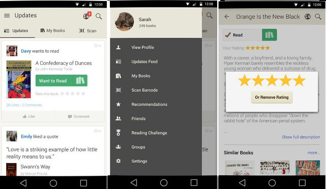 5 Best bookstore apps for book lovers