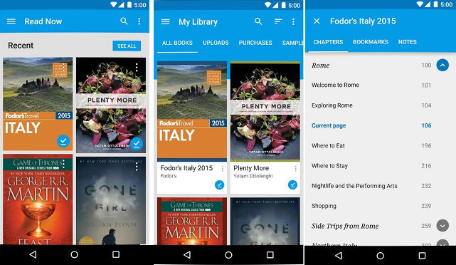 how to sell books on google play store
