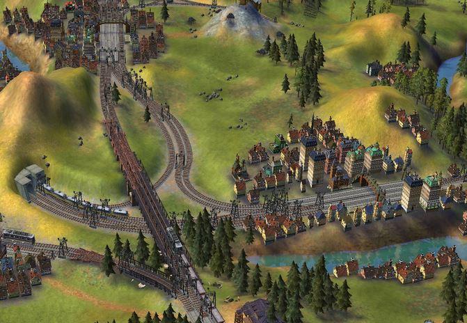 Railroads - best business simulation games