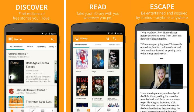 Top 5 Best bookstore apps for book lovers