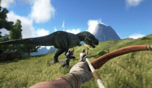 Ark Survival revolved