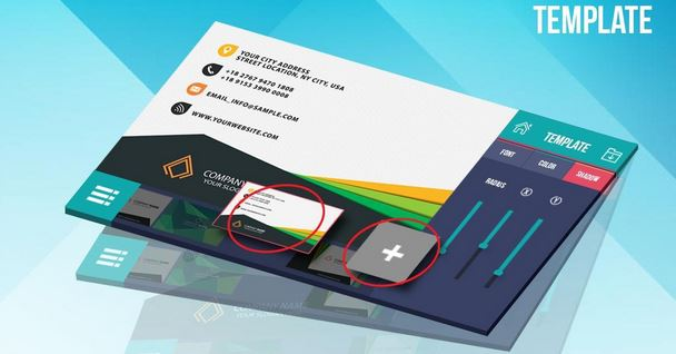 Best business card scanner apps for android and ios business card maker wajeb Choice Image