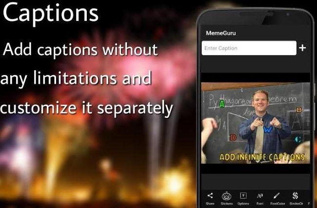 MemeGuru - best meme generator apps for Android