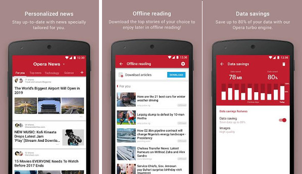 Opera News app review: Much more than a news aggregation service