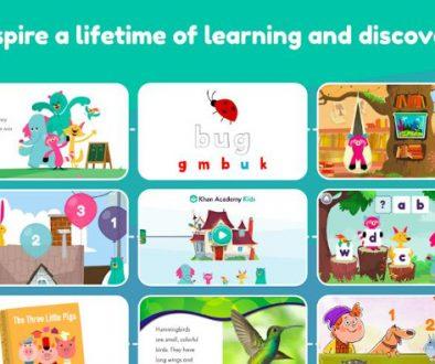 Khan Academy Kids app