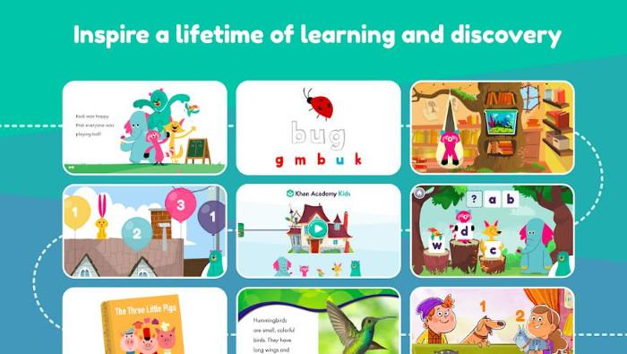 Khan Academy Kids App review