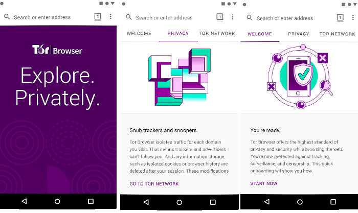 The Tor Project's new Android app for anonymous browsing is here