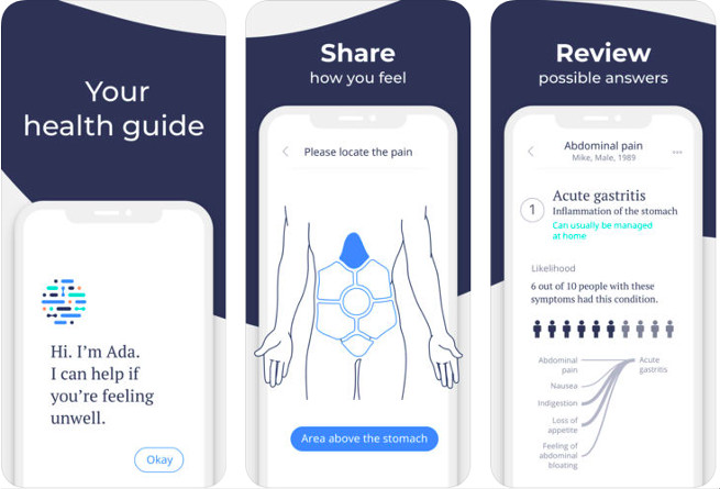 Ada - best medical apps
