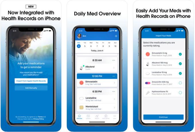 Medisafe - best medical apps