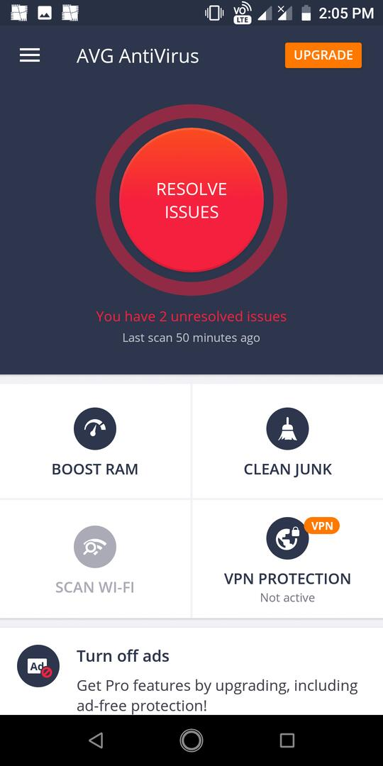 AVG Antivirus review