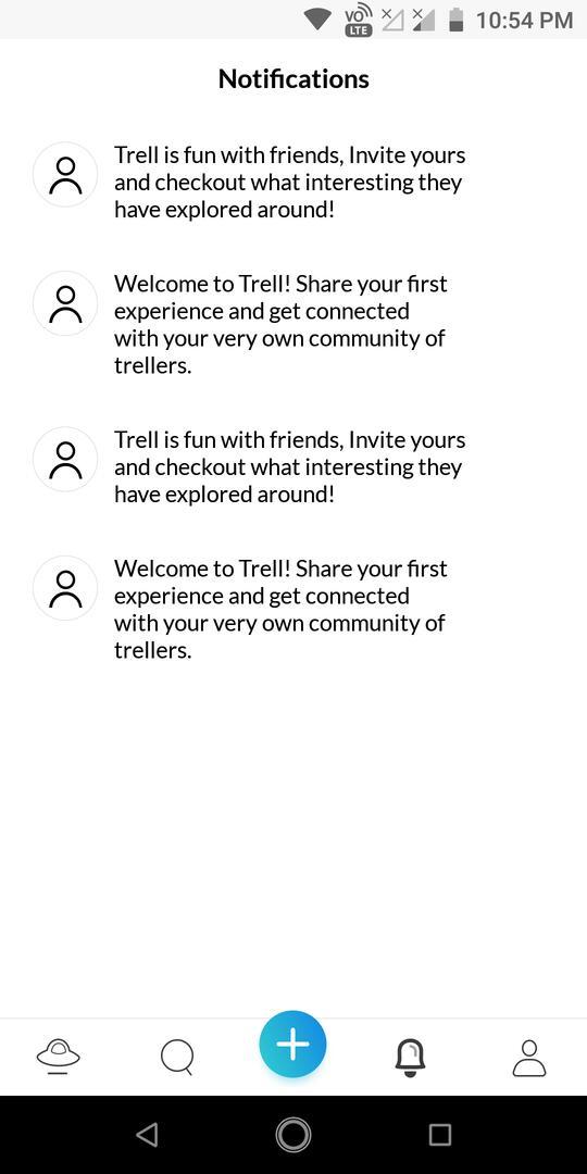 trell video blogging app