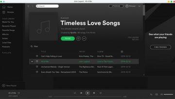Spotify app review