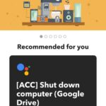 IFTTT review - discover interface