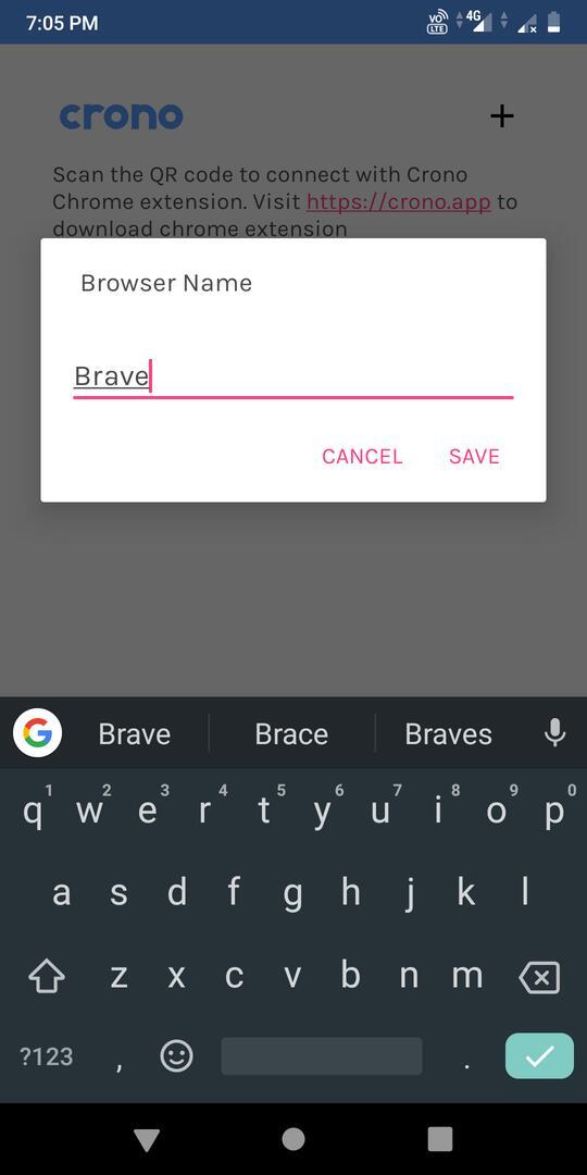 browser name