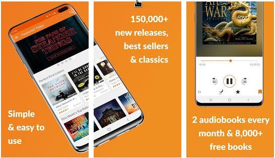AudioBooks dot com