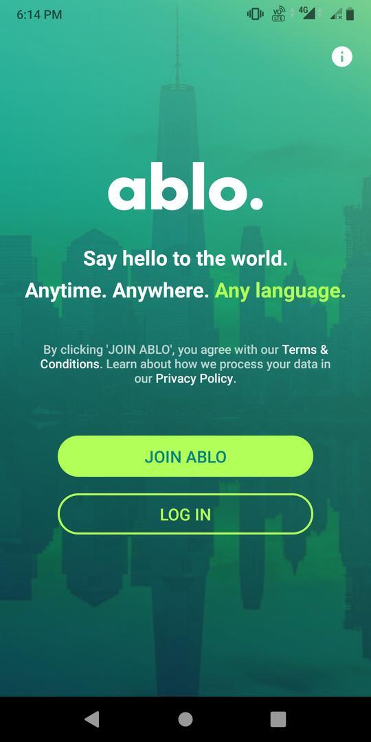 ablo app
