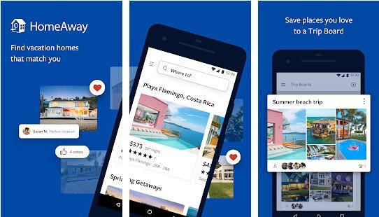 homeaway - best airbnb alternative app