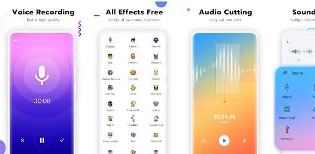 Super Voice Editor app
