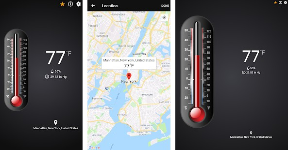 Top 6 Best thermometer apps for Android and iPhone
