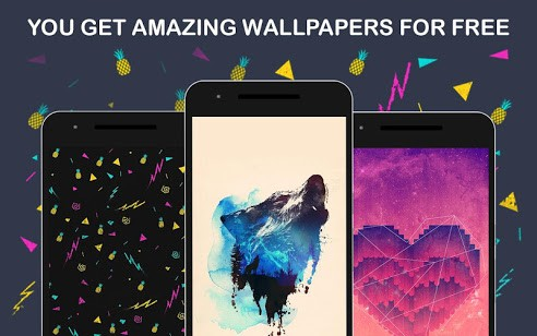 Walli - best Android wallpaper app