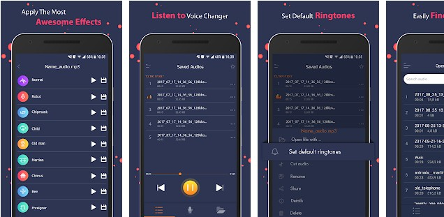 6 Best voice changer apps for Android and iOS