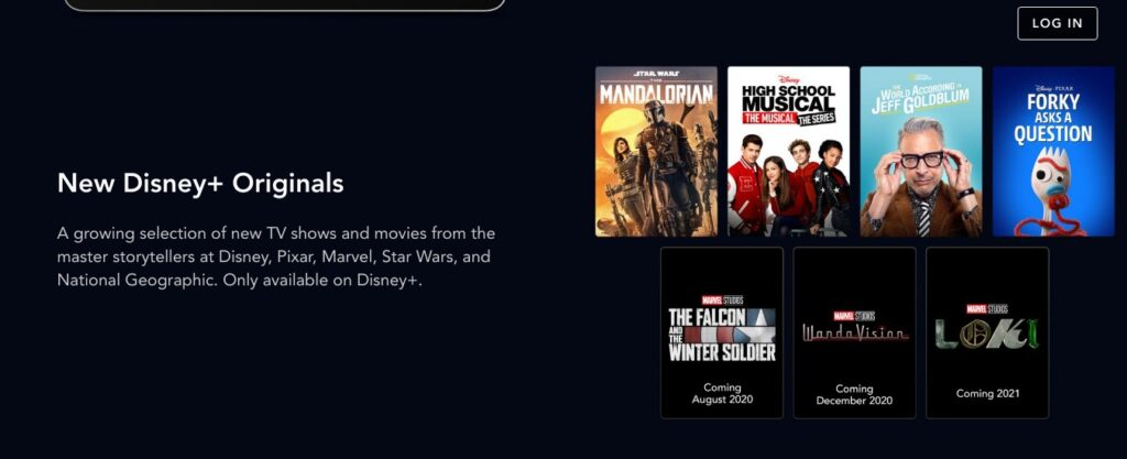 Disney Plus - best Netflix alternatives
