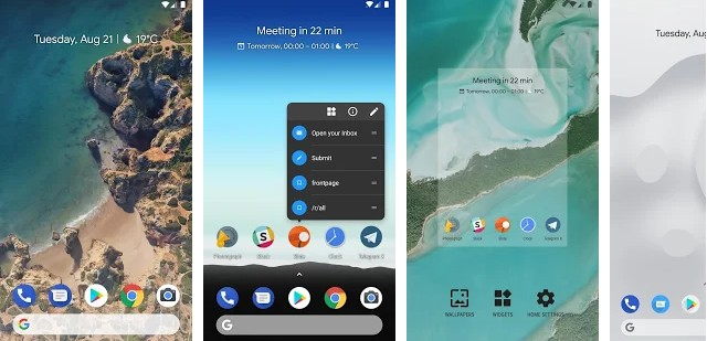 Rootless Pixel Launcher app for Android