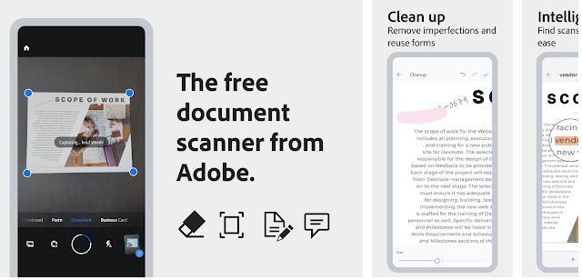 5 Best apps like CamScanner