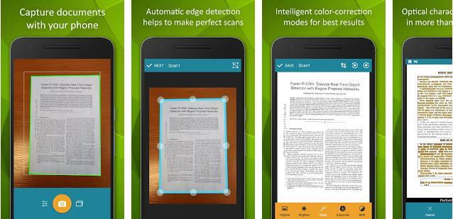 Smart Doc Scanner app