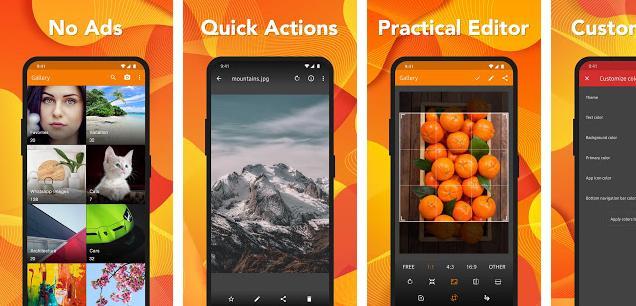 Simple Gallery App