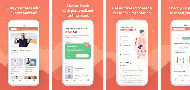 Top 5 Best fasting apps for Android and iOS