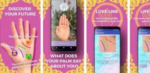 Palm Reader Scanner Free