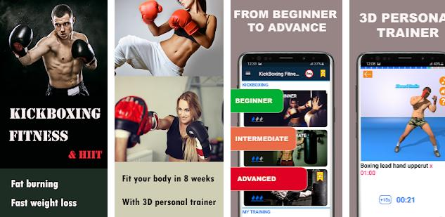Kickboxing Fitness Trainer