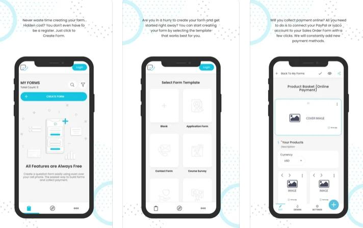 Forms App