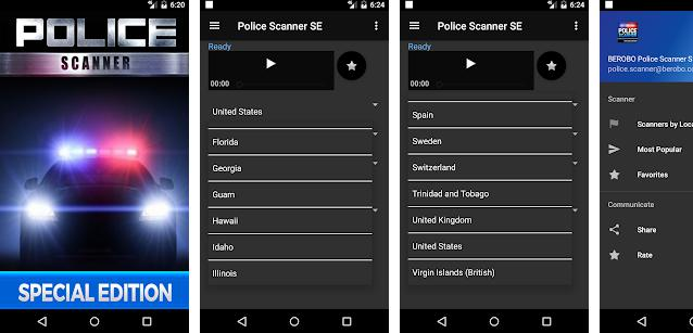 Police Scanner Multi Channel