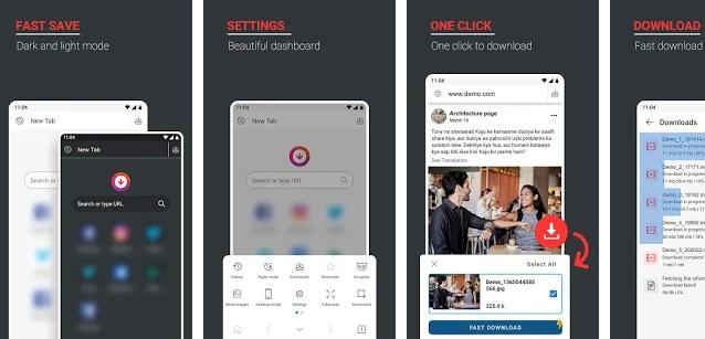 FastSave Instagram Story saver app