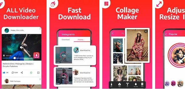 InStore Instagraram story saver app