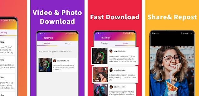 Video Downloader for Instagram, Story Saver